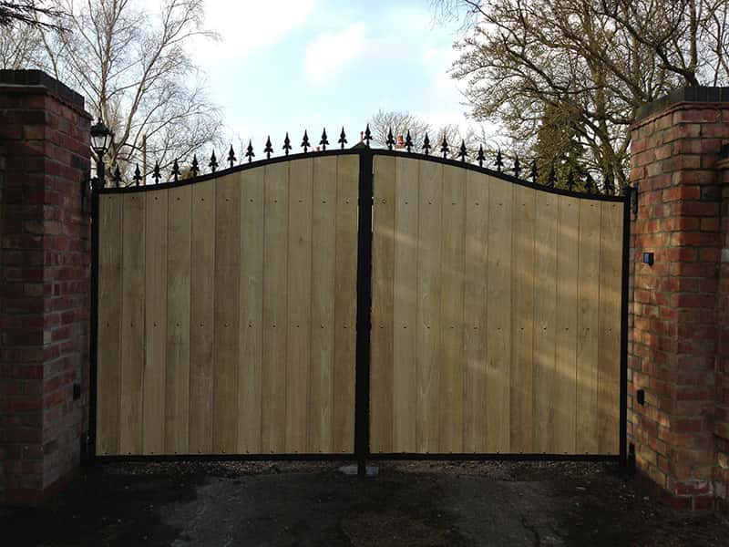 Driveway Gates And Barrier Installations Vale