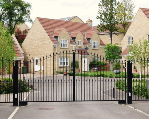 Estate Driveway Gate