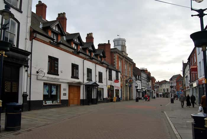 Melton Mowbray Nottingham Street