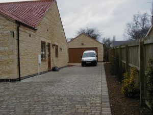 Oasby Driveway Without Gate