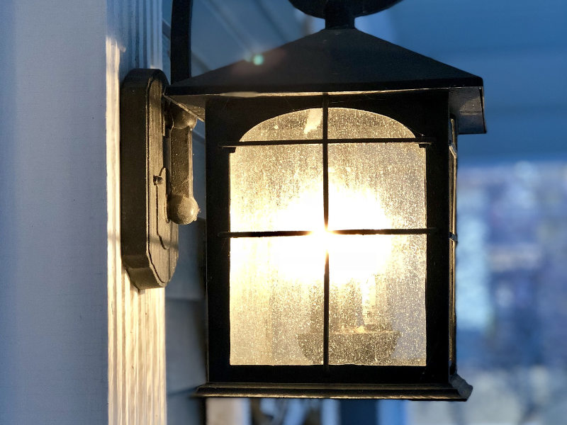 outdoor lamp for home